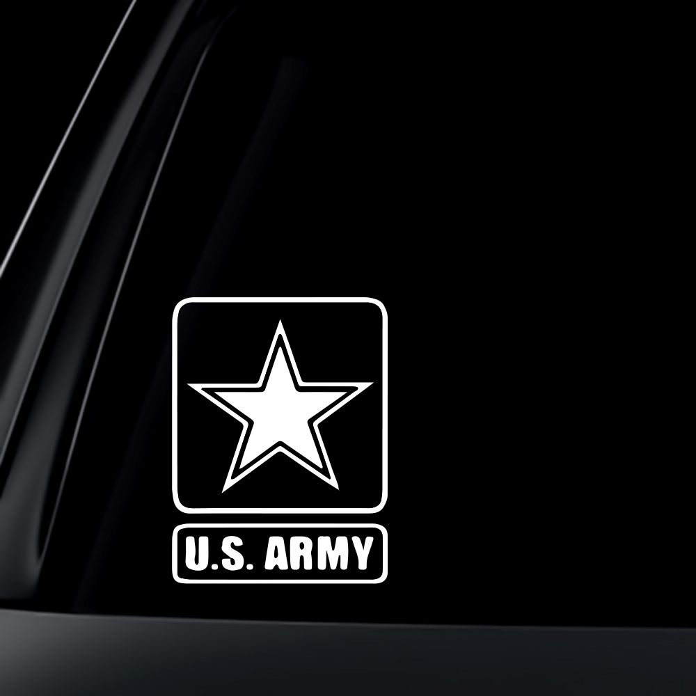 U.S. Army Car Decal / Sticker