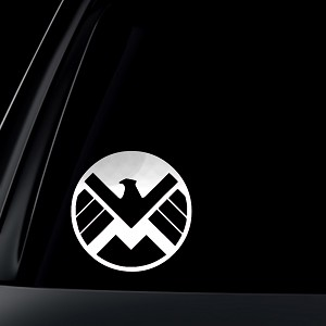 S.H.I.E.L.D - Nick Fury - Sticker - Decal - Die Cut
